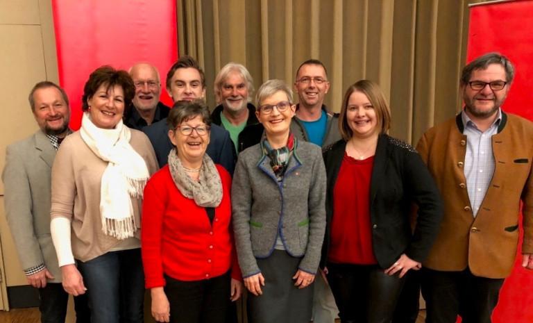 Vorstand SPD 2019