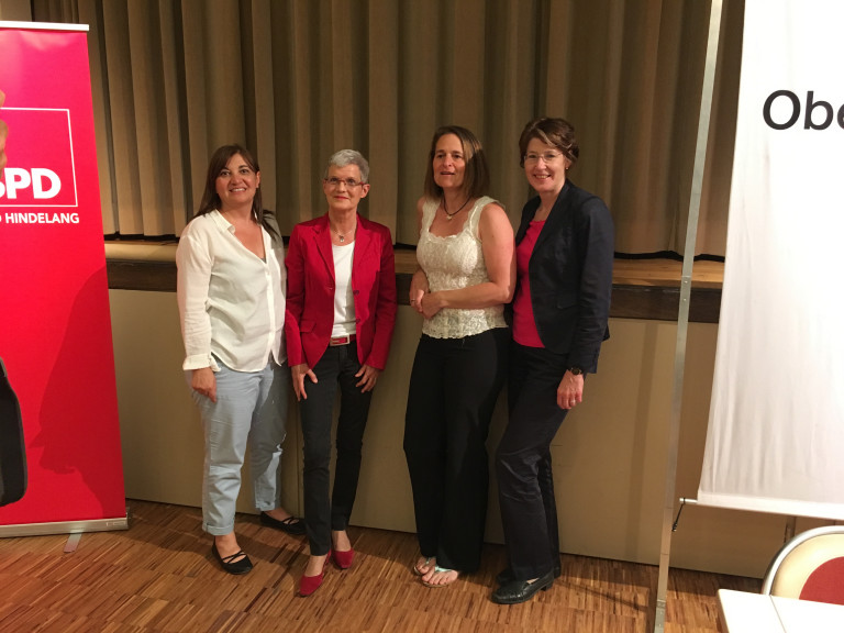 OA Forum 06-2017 Susanne Hofmann mit Referentinnen